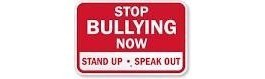 Report Bullying Now Button