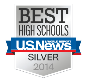 Silver Creek High School ranks #1,083 nationally in the U.S. News and World Report listing of the best high schools in America