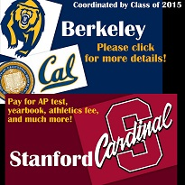 Senior Cash Credits: UC Berkeley and Stanford Concessions