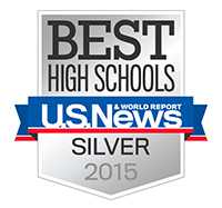 Silver Creek High School ranks #1,563 nationally in the U.S. News and World Report listing of the best high schools in America