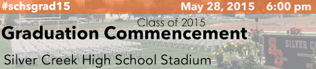 Class of 2014 Graduation Commencement - Thursday, May 28, 2015